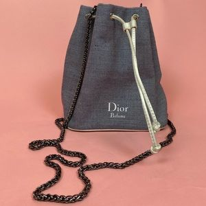 Dior Parfums AUTHENTIC Bucket Bag